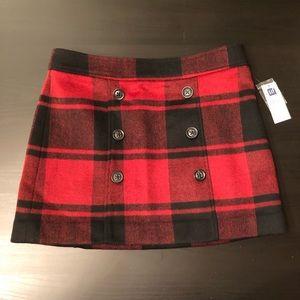 NWT Gap Wool Skirt